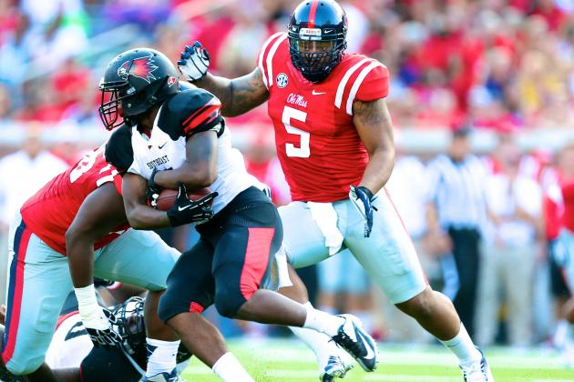 Ole Miss Football: Grading Robert Nkemdiche's Freshman Season