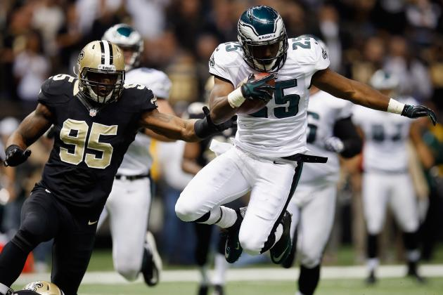Debate: What's the Biggest Matchup in the Eagles-Saints Clash?