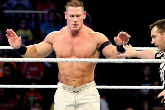 John Cena Should Remain out of World Heavyweight Title Scene Until WrestleMania