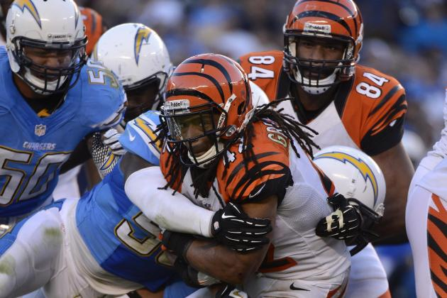 San Diego Chargers vs. Cincinnati Bengals Betting Odds, Wild Card Pick, Analysis