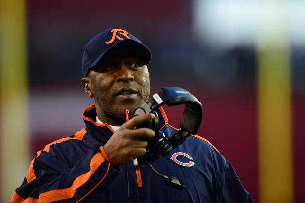 Why Lovie Smith Makes Perfect Sense for Washington Redskins' Coaching Vacancy