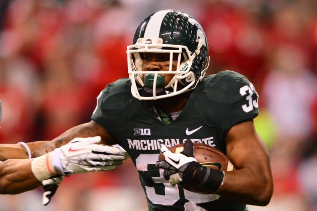 Michigan State RB Jeremy Langford Goes from Overlooked Recruit to Team's Closer