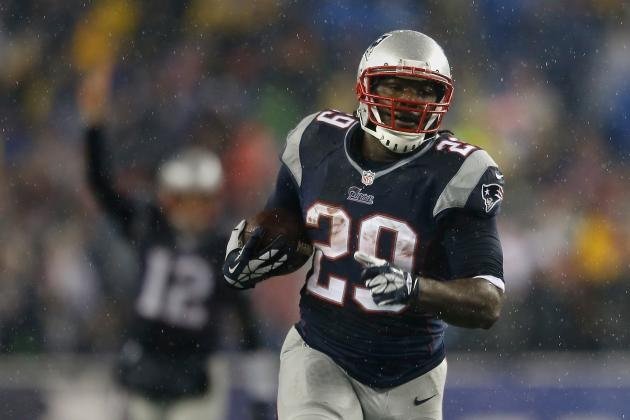 LeGarrette Blount Is the AFC Offensive Player of the Week