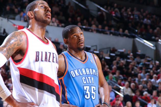 Portland Trail Blazers, OKC Thunder Still Have a Lot to Prove