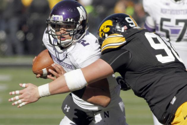 Outback Bowl 2014: Does Iowa Have Enough on D to Handle LSU's Anthony Jennings?