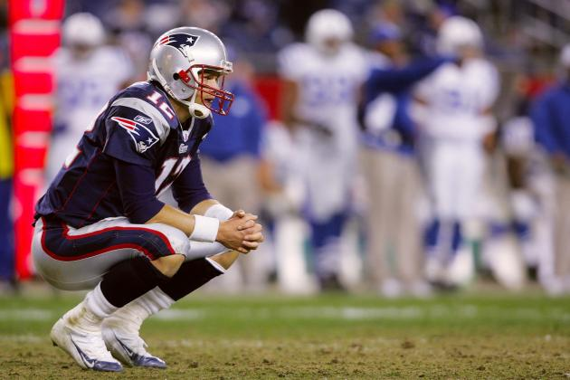 Why New England Patriots Will Be 1st Top Seed to Fall in Playoffs