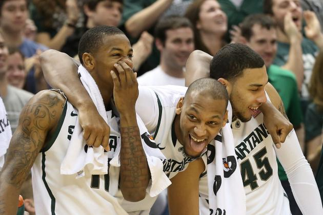 Michigan State Basketball: How Dangerous Will Spartans Be When Healthy Again?