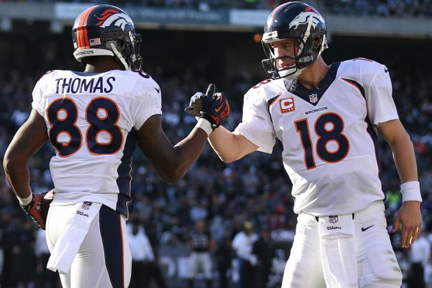 NFL Playoffs 2014: Full Predictions for the Path to Super Bowl XLVIII