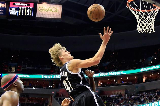 Andrei Kirilenko Is Probable Tonight as the Nets Take on the Spurs
