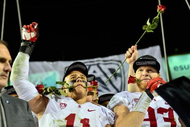 Rose Bowl 2014: Stanford Defensive Seniors in Historic Swan Song