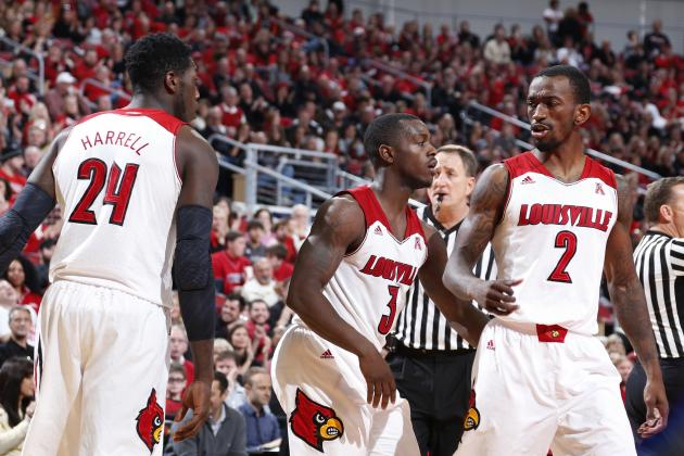 Louisville Cardinals vs. UCF Knights Live Blog: Instant Reaction and Analysis