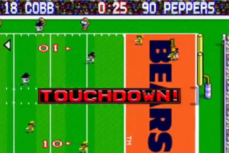 Aaron Rodgers' Game-Winning Pass to Randall Cobb Gets Remade in Tecmo Bowl Form