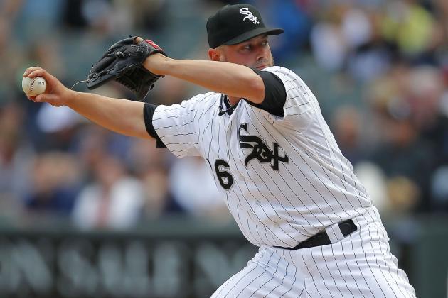 Astros Sign Reliever Jesse Crain