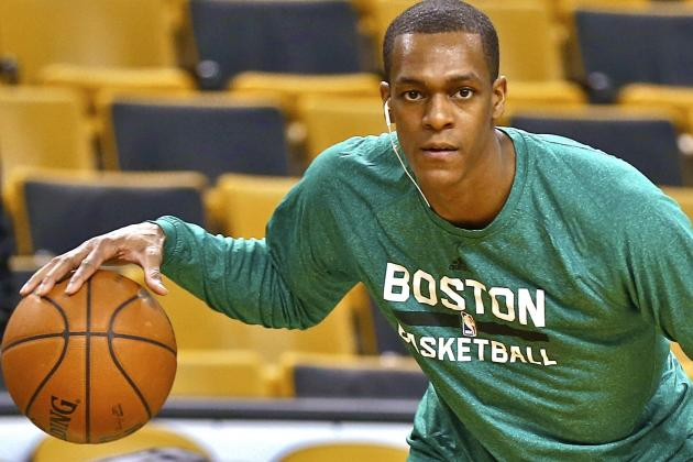 Rajon Rondo May Do D-League Rehab Stint Before Rejoining Boston Celtics