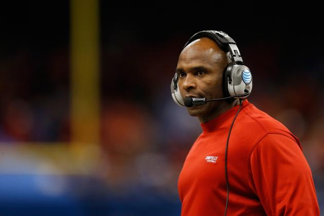 Texas Longhorns Football: Charlie Strong and the Latest on the Coaching Search