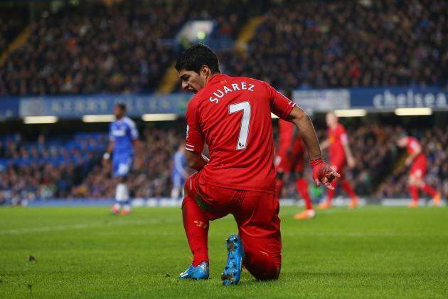 Dive or No Dive? Vote on Bale, Diego Costa and Suarez