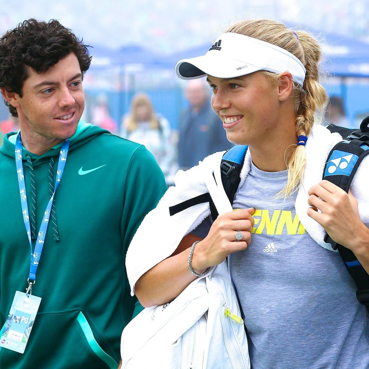 Caroline Wozniacki Announces Engagement To Rory McIlroy On