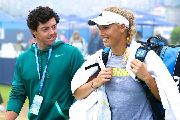 Caroline Wozniacki Announces Engagement to Rory McIlroy on Twitter