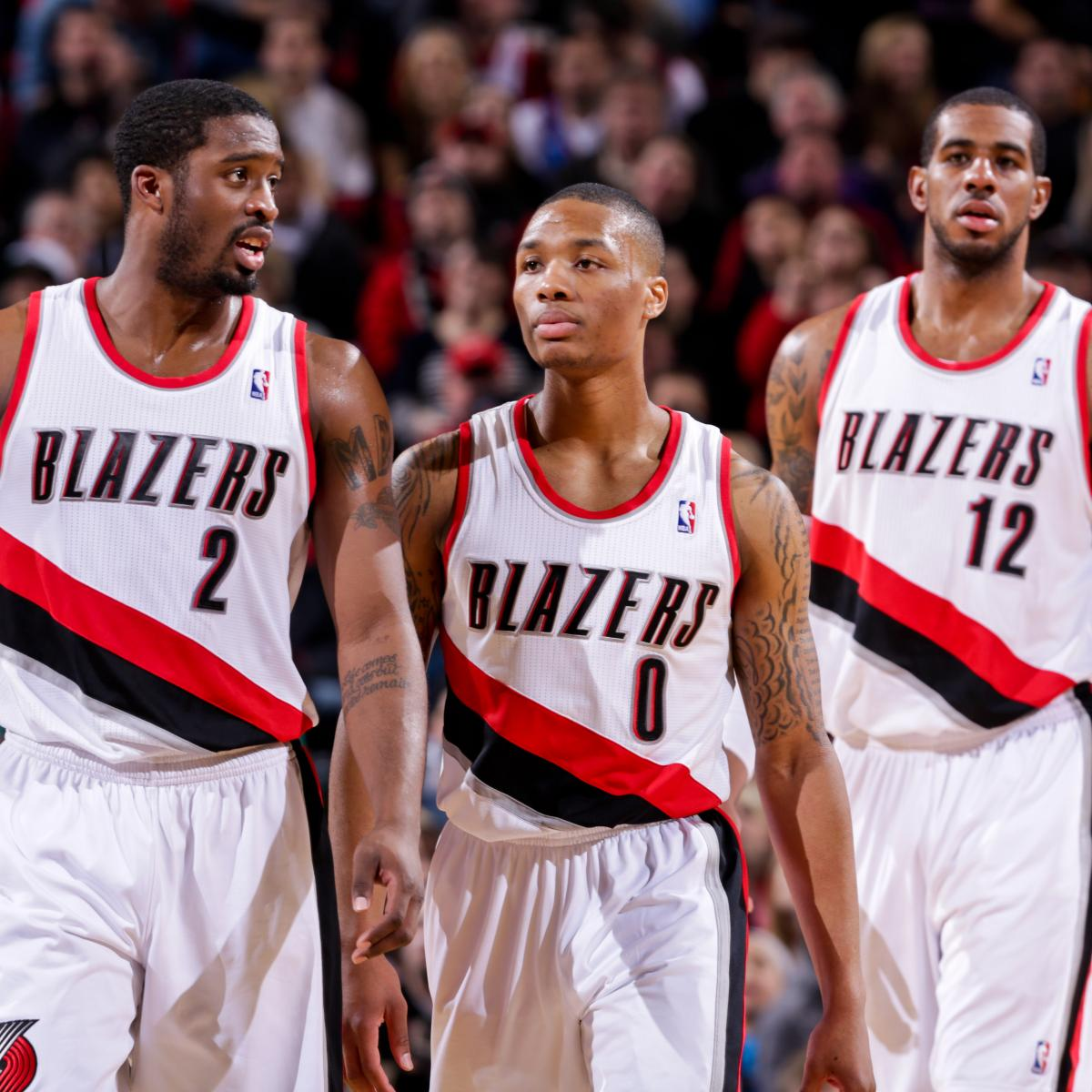 Blazers Team Roster: Year-End Grades For Every Key Portland Trail Blazers
