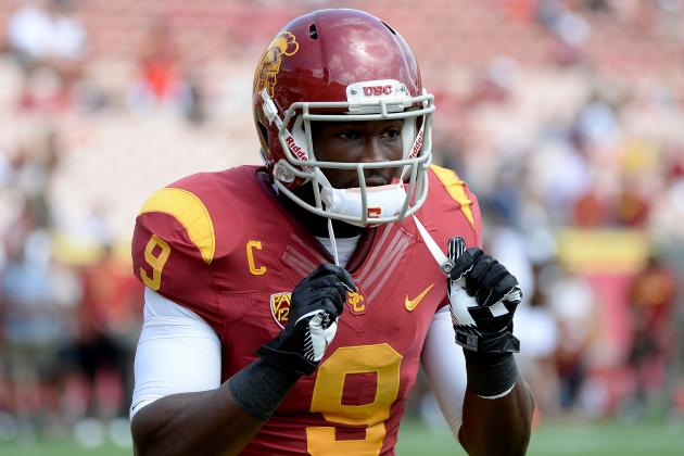2014 NFL Draft: Marqise Lee Re-Establishes Spot in Top 10 on January Big Board
