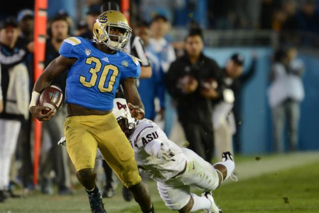 Sun Bowl 2013: Myles Jack's Performance Great Start to His 2014 Heisman Campaign