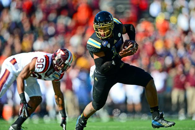 Virginia Tech vs. UCLA: Breaking Down Bruins' Dominant 2013 Sun Bowl Win