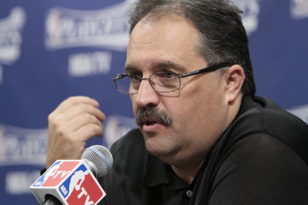 Stan Van Gundy Lays out Nets Situation… and It's Not Pretty