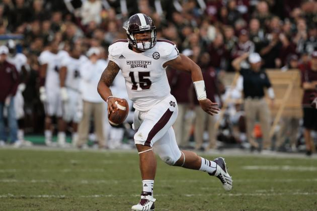2013 Liberty Bowl: Performance vs. Rice Shows How High Dak Prescott's Ceiling Is