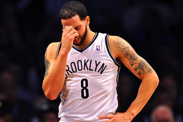 Is It Time for Brooklyn Nets to Consider Trading Deron Williams?