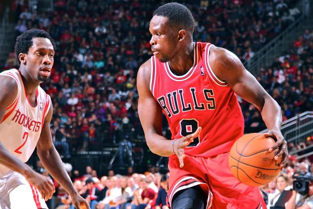 Are Chicago Bulls Overvaluing Luol Deng in Trade Talks?