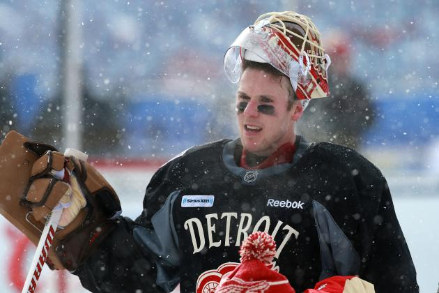 Why Jimmy Howard Doesn't Deserve to Start in the 2014 Winter Classic