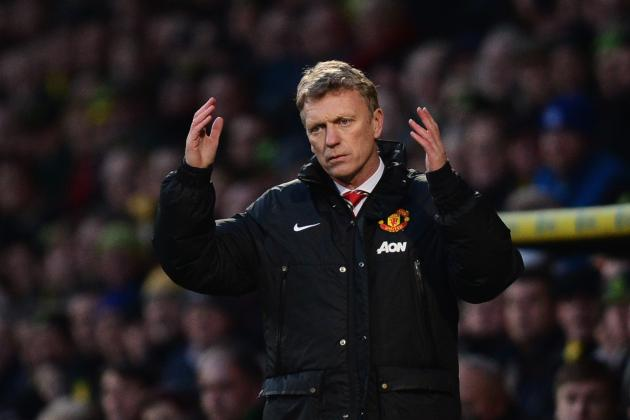 David Moyes Insists Manchester United Can Still Win Premier League