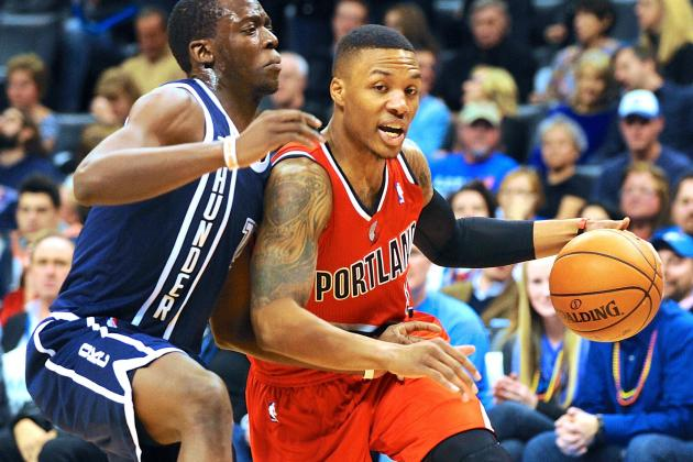 Portland Trail Blazers vs. Oklahoma City Thunder: Live Score and Analysis
