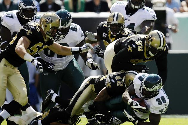 New Orleans Saints vs. Philadelphia Eagles: Breaking Down Saints' Game Plan