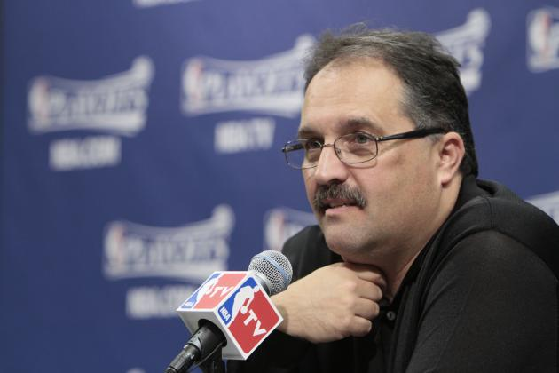 Stan Van Gundy: Nets 'Probably in the Worst Situation of Any Team in the NBA'