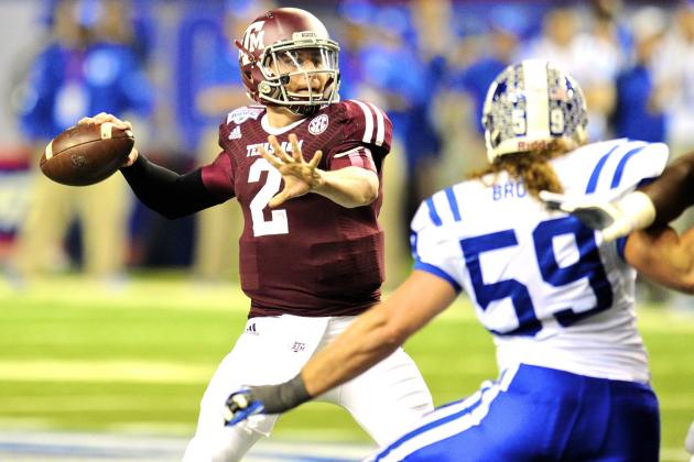 Chick-fil-A Bowl 2013 Duke vs. Texas A&M: Live Score and Highlights