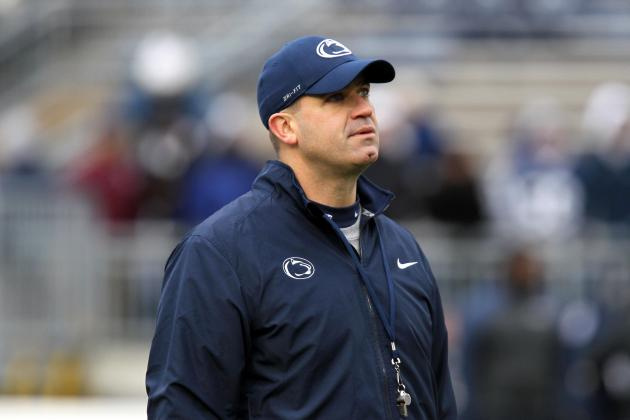 Penn State Football: Loss of Bill O'Brien Leaves Nittany Lions Plenty of Options