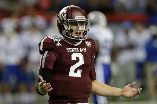 Johnny Manziel Is Worth the No. 1 Overall Pick in the 2014 NFL Draft