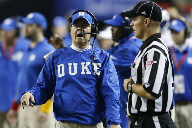 Chick-Fil-a Bowl 2013: Despite Bitter Loss, Duke's 2013 Season Still a Success