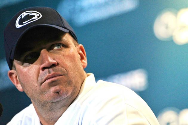 Bill O'Brien Said Right Things, Did Another to Penn State