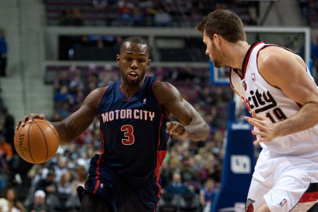 How Rodney Stuckey Got His Groove Back with the Detroit Pistons