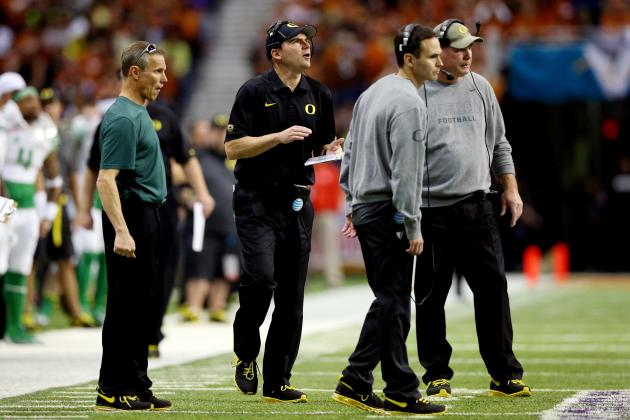 Oregon Alamo Bowl Win Shows That the Ducks Program Has Grown Up in a Big Way