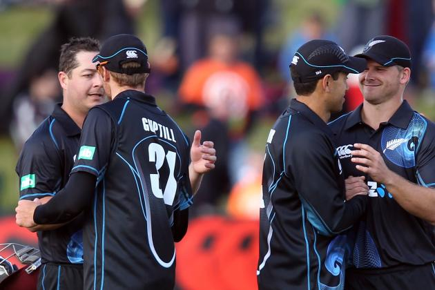 New Zealand vs. West Indies, 3rd ODI: Scorecard, Report and Records Broken