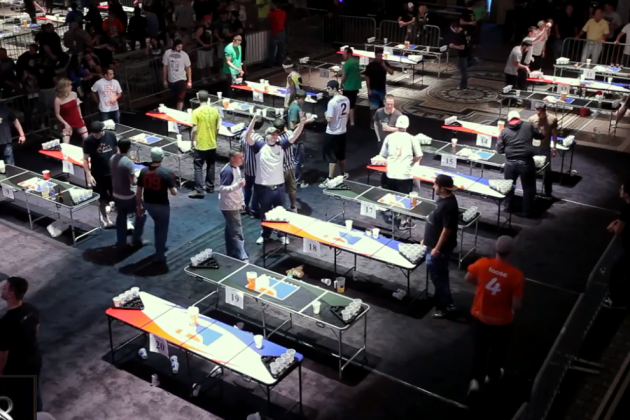 World Series of Beer Pong 2014: Dates, Event Schedule, Rules and More