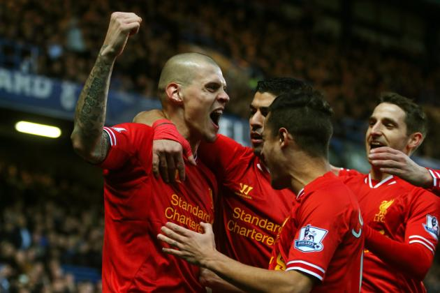Liverpool vs. Hull City: Live Player Ratings for the Reds