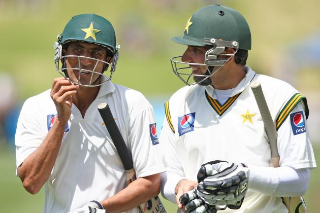 Pakistan vs. Sri Lanka, 1st Test: Day 2 Scorecard and Report from Abu Dhabi