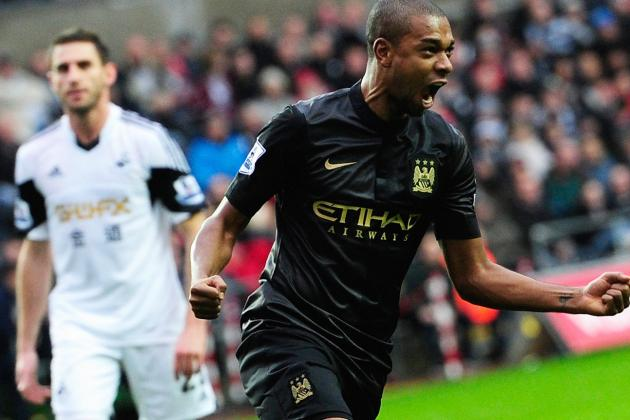 Swansea vs. Manchester City: Premier League Live Score, Highlights, Report