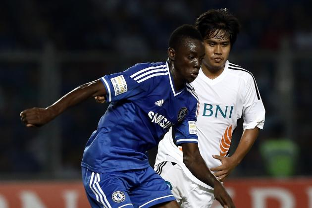 Chelsea Complete the Signing of Burkina Faso Midfielder Bertrand Traore