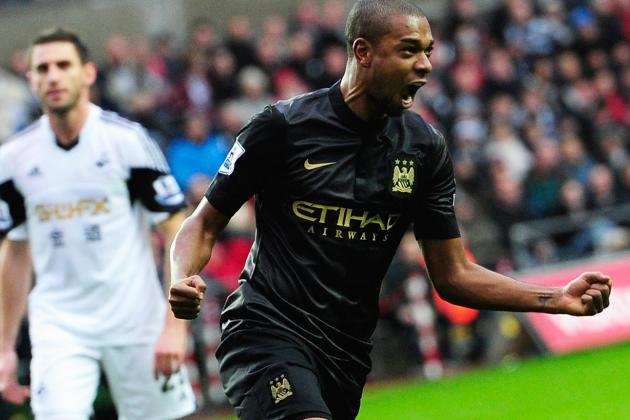 Swansea City vs. Manchester City: Score, Grades and Post-Match Reaction