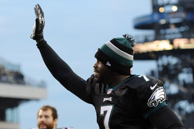 Vick Wants to Start but Open to Eagles Return